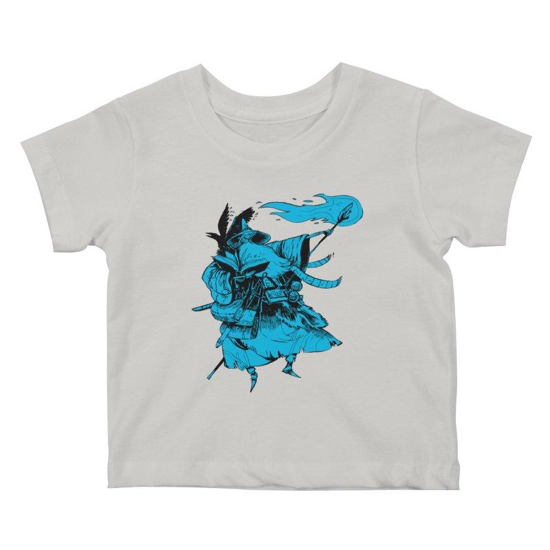 Wizard Kids Baby T-Shirt by Kyle Ferrin's Artist Shop