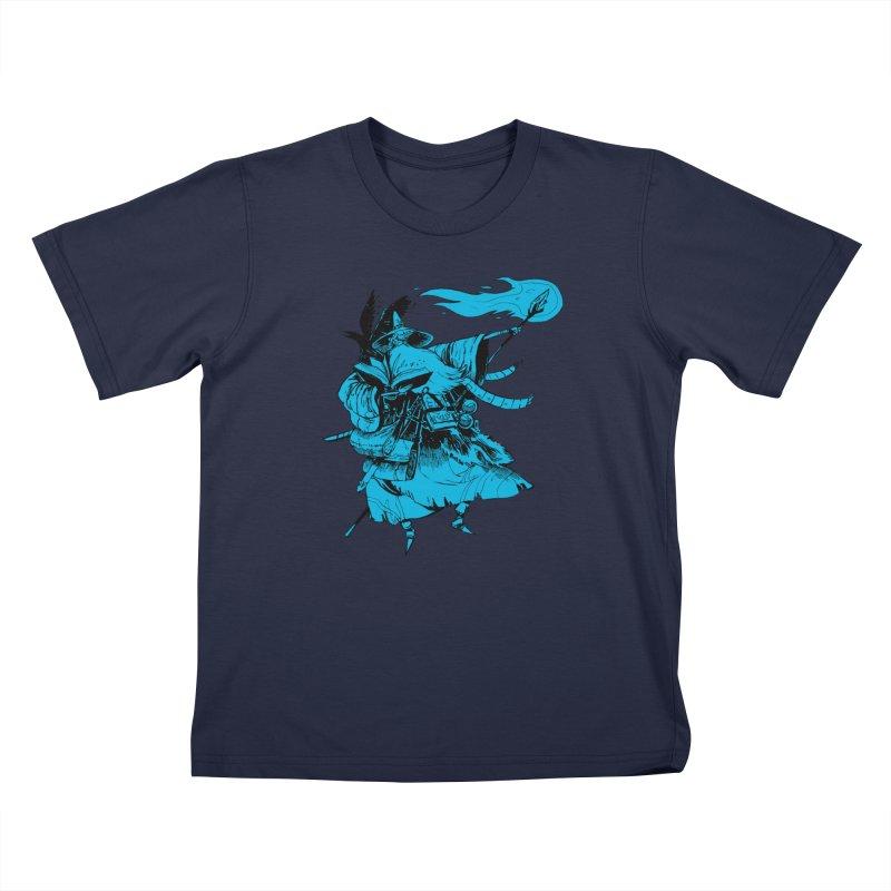 Wizard Kids T-Shirt by Kyle Ferrin's Artist Shop