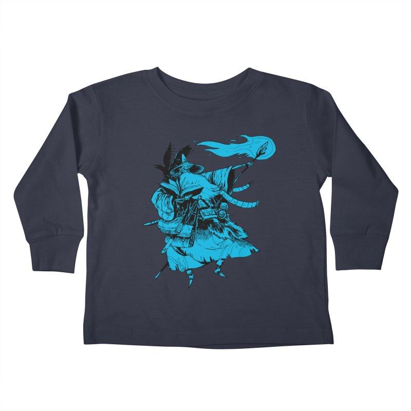 Wizard Kids Toddler Longsleeve T-Shirt by Kyle Ferrin's Artist Shop
