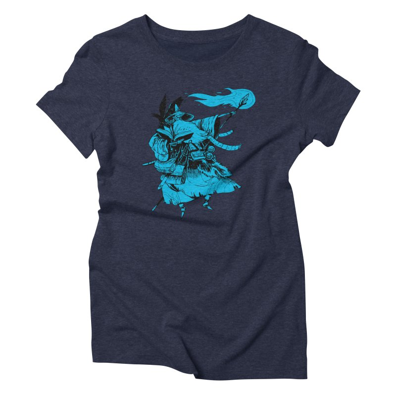 Wizard Women's T-Shirt by Kyle Ferrin's Artist Shop