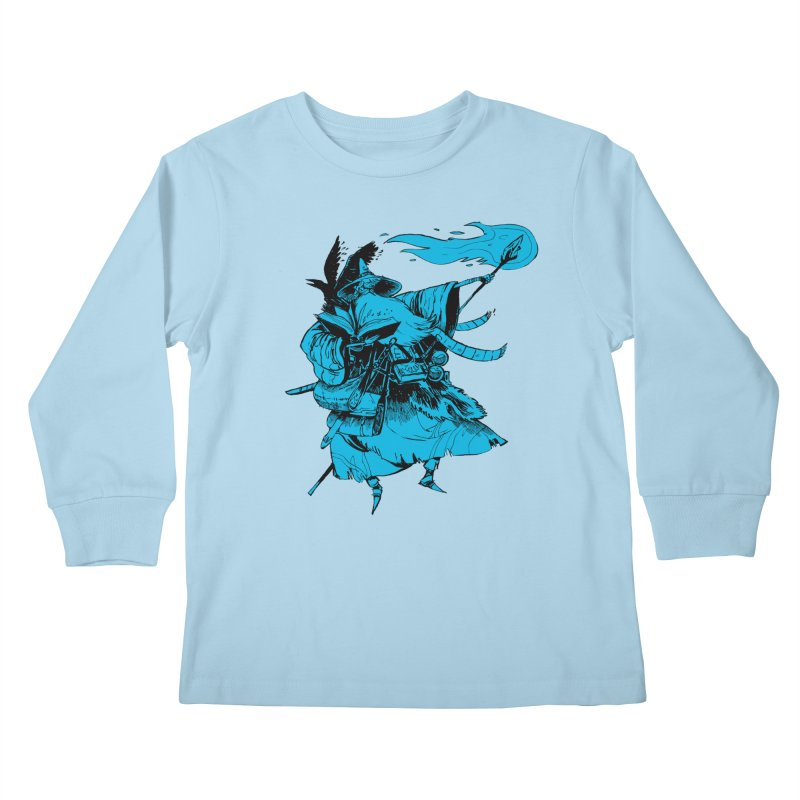 Wizard Kids Longsleeve T-Shirt by Kyle Ferrin's Artist Shop