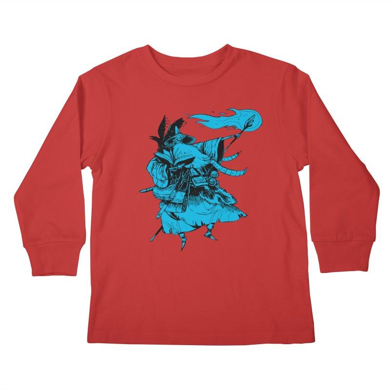 Wizard Kids Longsleeve T-Shirt by Kyle Ferrin's Artist Shop