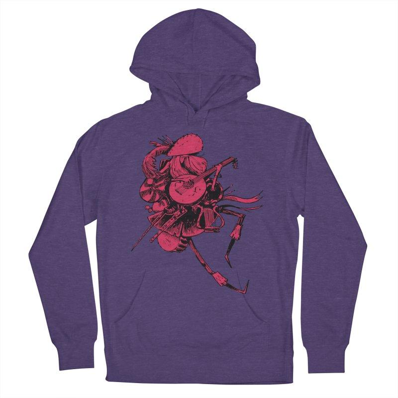 Bard Women's Pullover Hoody by Kyle Ferrin's Artist Shop