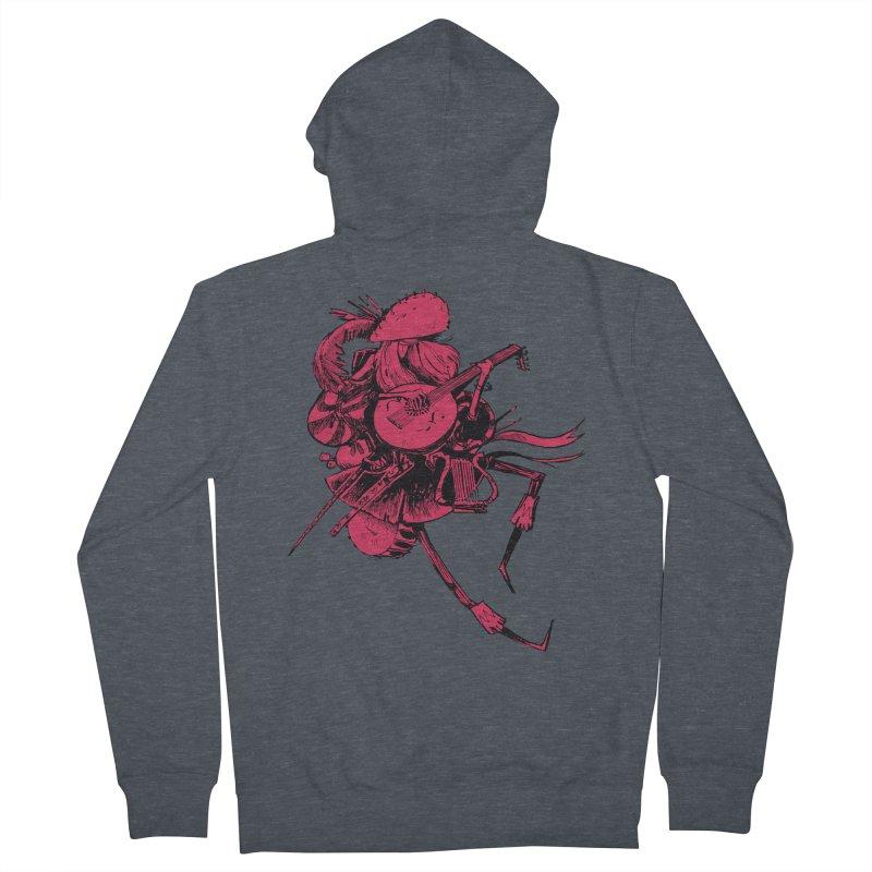 Bard Women's Zip-Up Hoody by Kyle Ferrin's Artist Shop