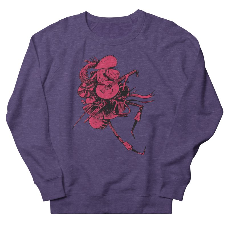 Bard Men's Sweatshirt by Kyle Ferrin's Artist Shop