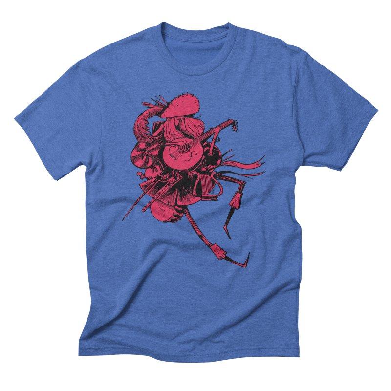 Bard Men's Triblend T-shirt by Kyle Ferrin's Artist Shop