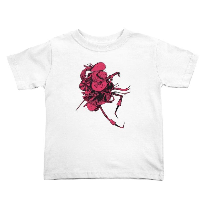 Bard Kids Toddler T-Shirt by Kyle Ferrin's Artist Shop