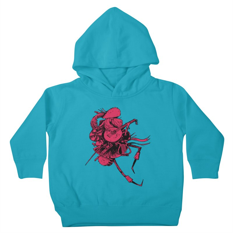 Bard Kids Toddler Pullover Hoody by Kyle Ferrin's Artist Shop
