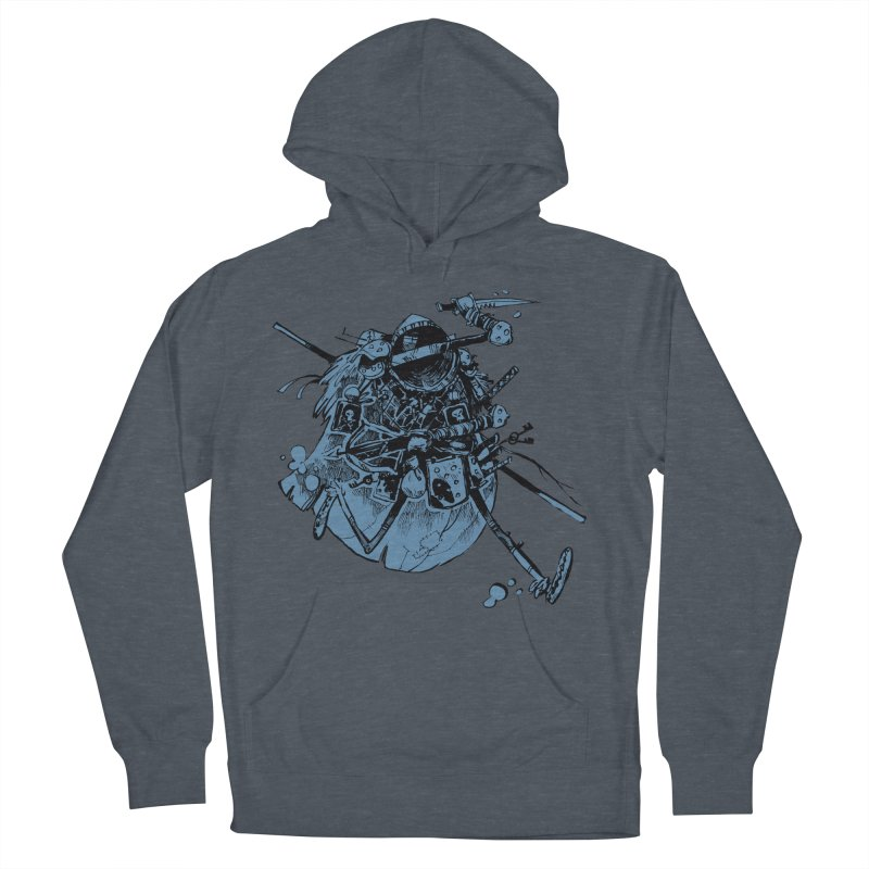 Rogue Men's French Terry Pullover Hoody by Kyle Ferrin's Artist Shop