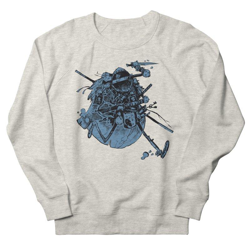 Rogue Women's French Terry Sweatshirt by Kyle Ferrin's Artist Shop