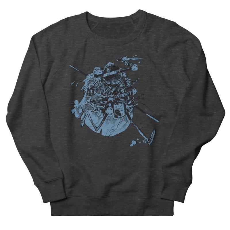 Rogue Men's French Terry Sweatshirt by Kyle Ferrin's Artist Shop