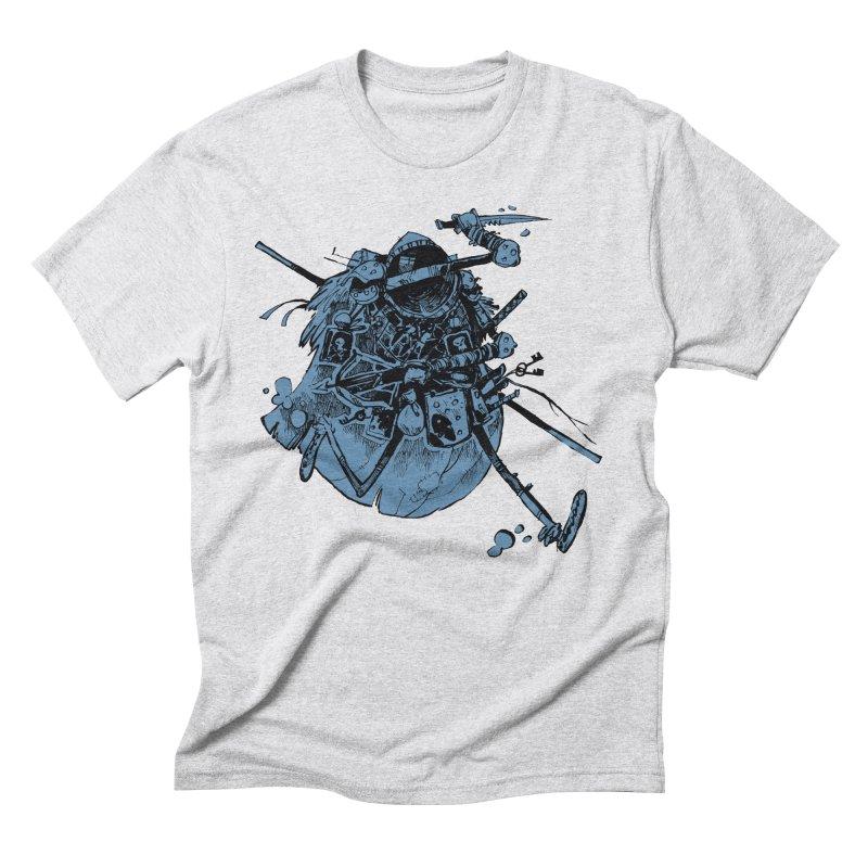 Rogue Men's Triblend T-shirt by Kyle Ferrin's Artist Shop
