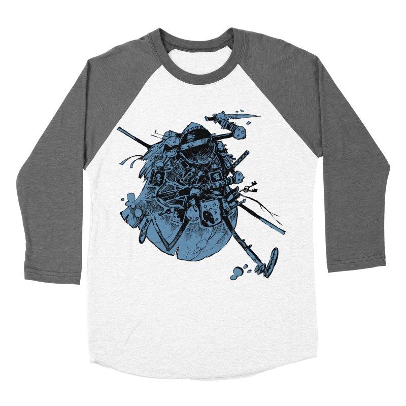 Rogue Men's Baseball Triblend T-Shirt by Kyle Ferrin's Artist Shop