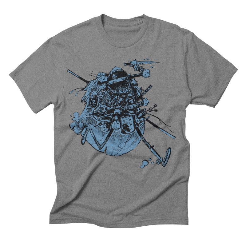 Rogue Men's Triblend T-shirt by Kyle Ferrin's Artist Shop