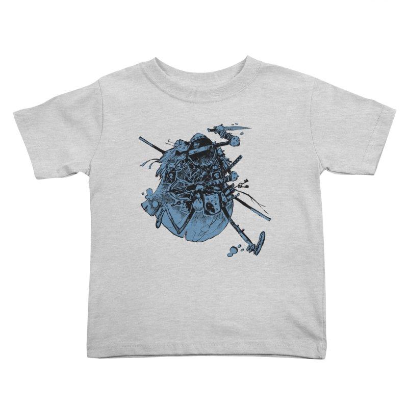 Rogue Kids Toddler T-Shirt by Kyle Ferrin's Artist Shop