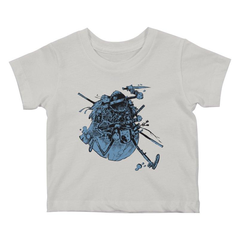 Rogue Kids Baby T-Shirt by Kyle Ferrin's Artist Shop