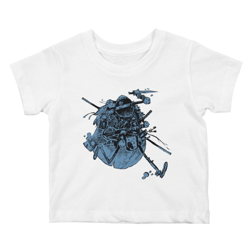 Rogue Kids Baby T-Shirt by Kyle Ferrin's Artist Shop