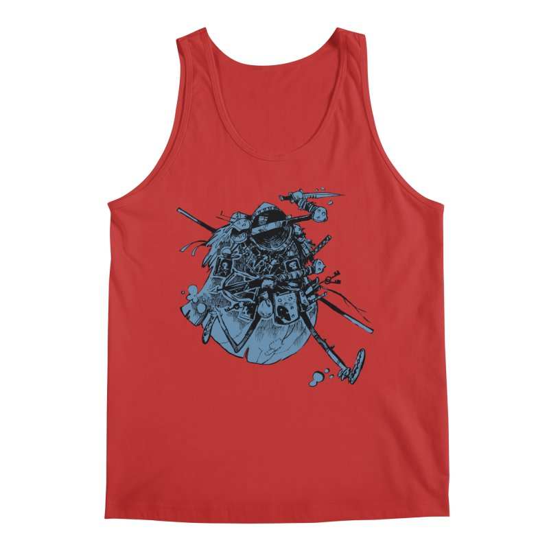 Rogue Men's Tank by Kyle Ferrin's Artist Shop