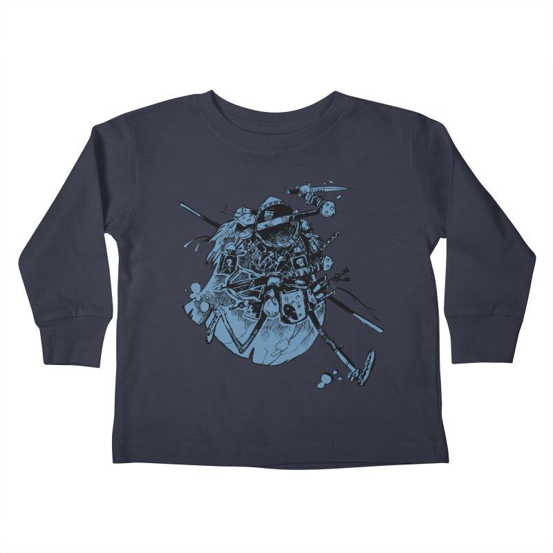 Rogue Kids Toddler Longsleeve T-Shirt by Kyle Ferrin's Artist Shop