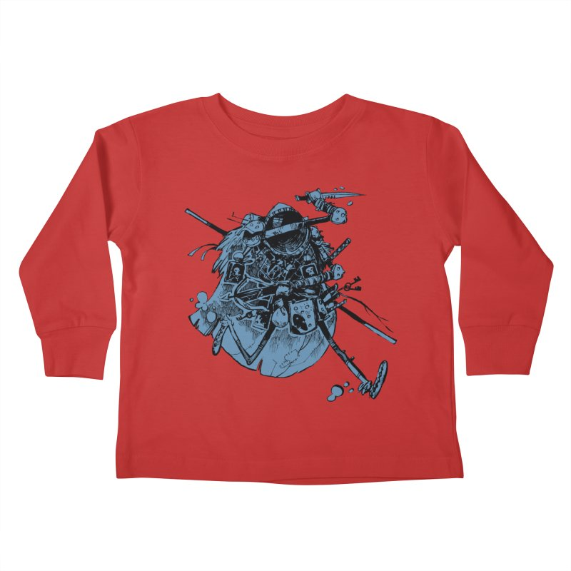 Rogue Kids Toddler Longsleeve T-Shirt by Kyle Ferrin's Artist Shop