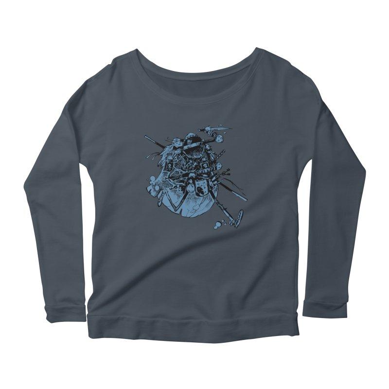 Rogue Women's Scoop Neck Longsleeve T-Shirt by Kyle Ferrin's Artist Shop
