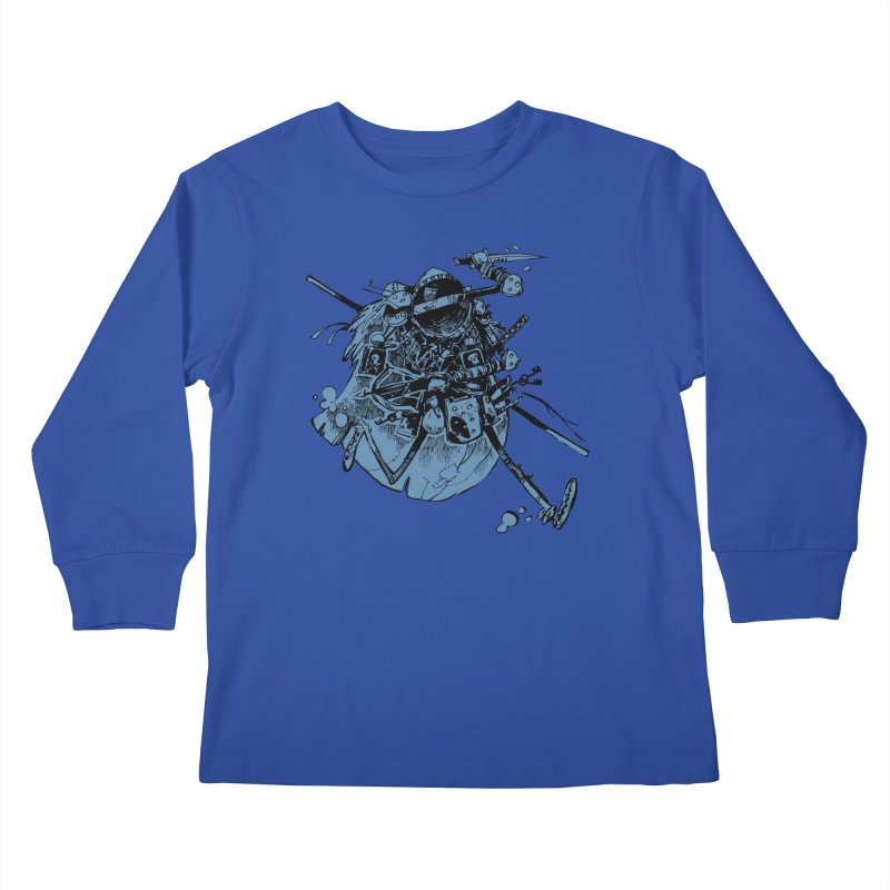 Rogue Kids Longsleeve T-Shirt by Kyle Ferrin's Artist Shop