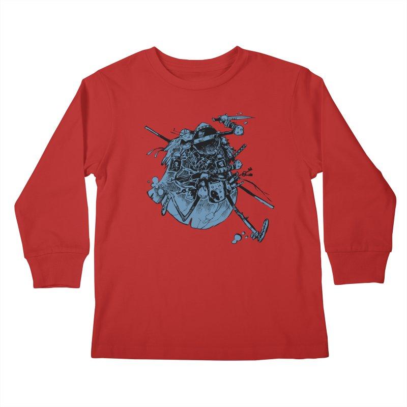 Rogue Kids Longsleeve T-Shirt by Kyle Ferrin's Artist Shop