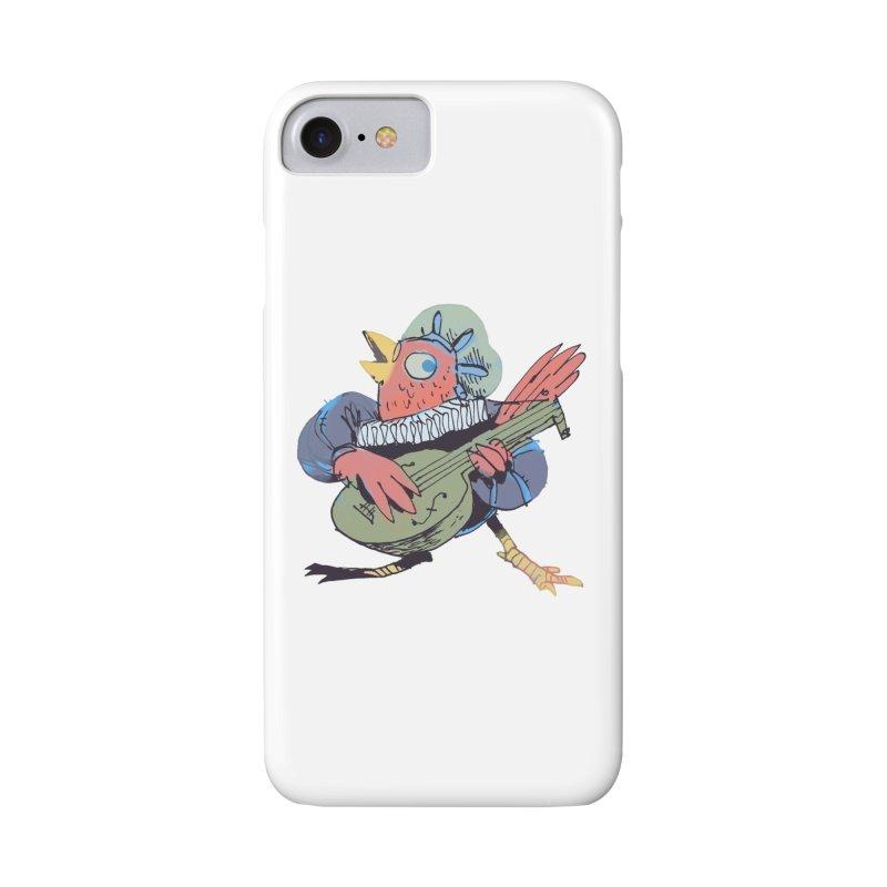 Bird Bard Accessories Phone Case by Kyle Ferrin's Artist Shop