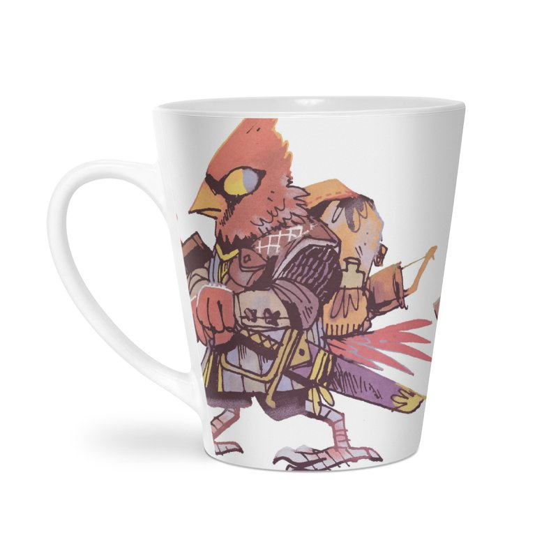 Bird Mercenaries Accessories Mug by Kyle Ferrin's Artist Shop