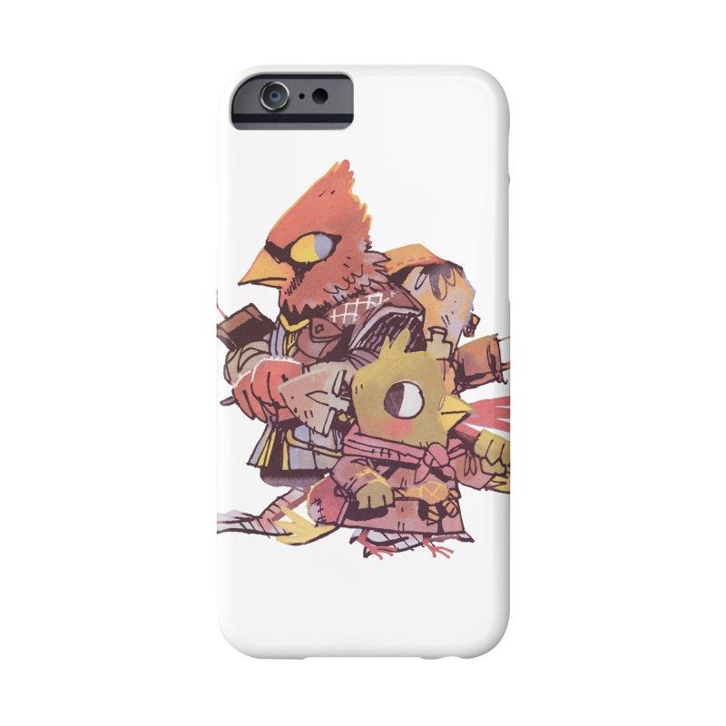 Bird Mercenaries Accessories Phone Case by Kyle Ferrin's Artist Shop