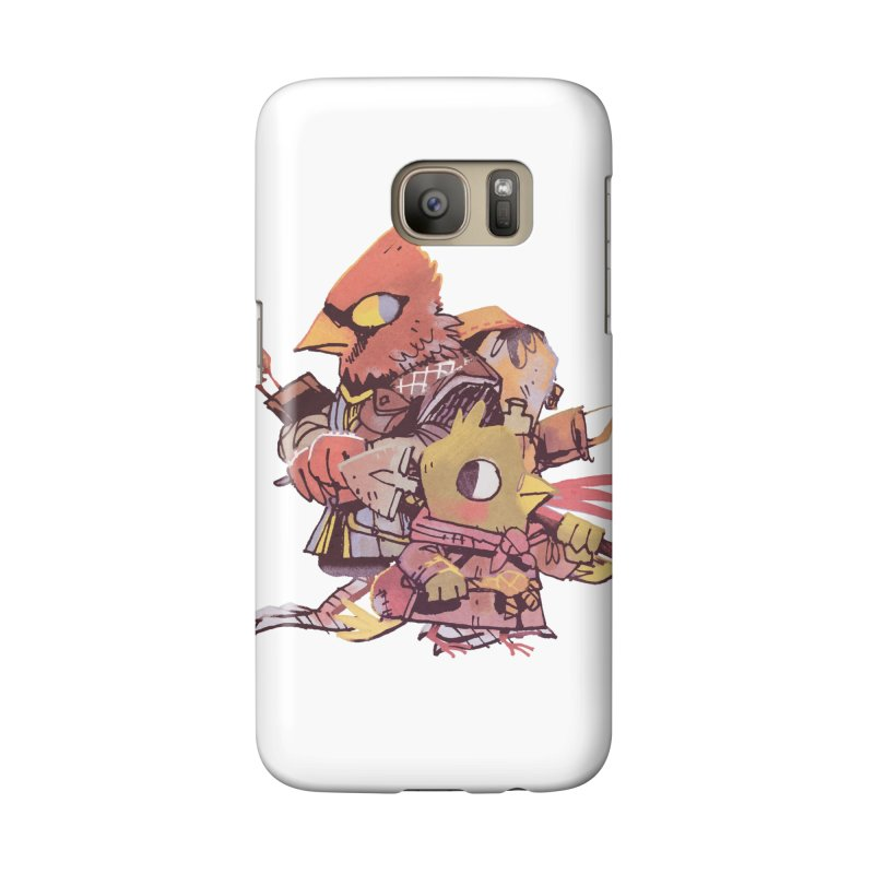 Bird Mercenaries Accessories Phone Case by Kyle Ferrin's Artist Shop
