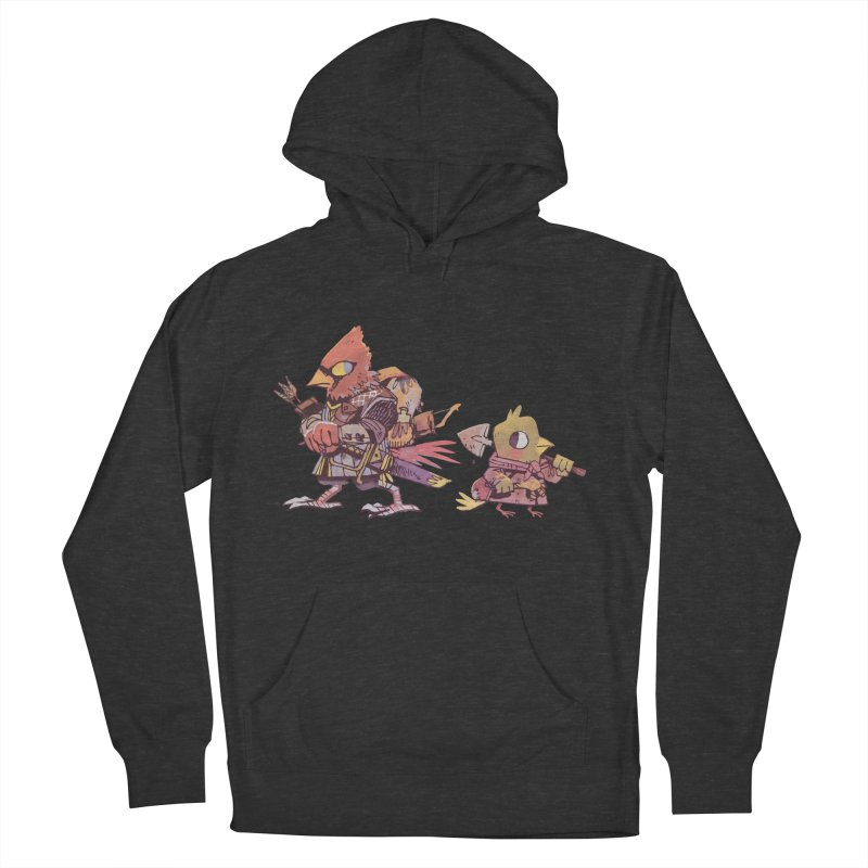 Bird Mercenaries Women's Pullover Hoody by Kyle Ferrin's Artist Shop