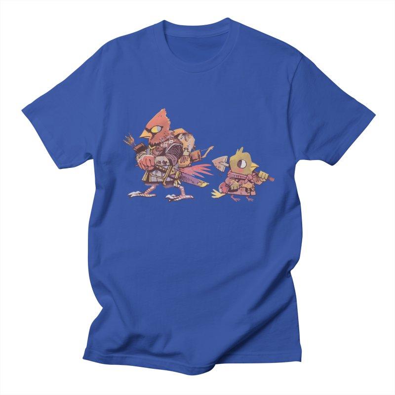 Bird Mercenaries Women's Regular Unisex T-Shirt by Kyle Ferrin's Artist Shop