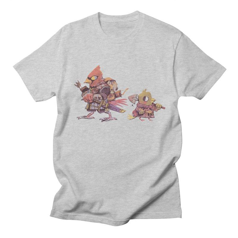 Bird Mercenaries Women's Unisex T-Shirt by Kyle Ferrin's Artist Shop