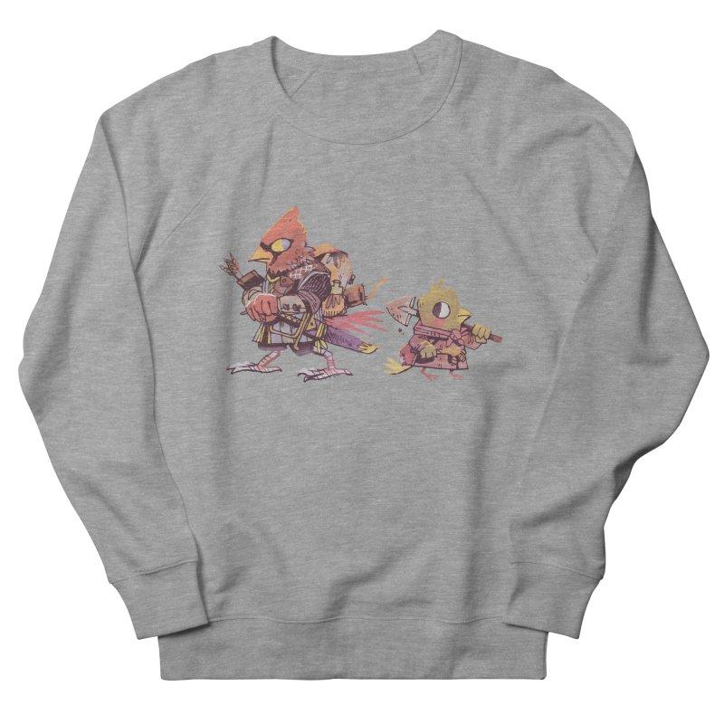 Bird Mercenaries Women's Sweatshirt by Kyle Ferrin's Artist Shop