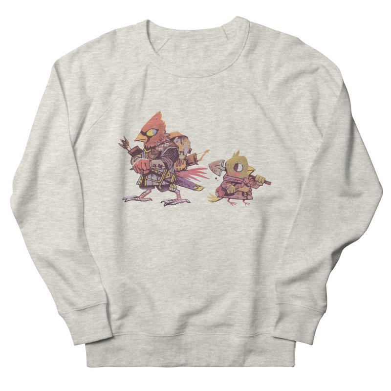 Bird Mercenaries Women's Sweatshirt by Kyle Ferrin's Artist Shop
