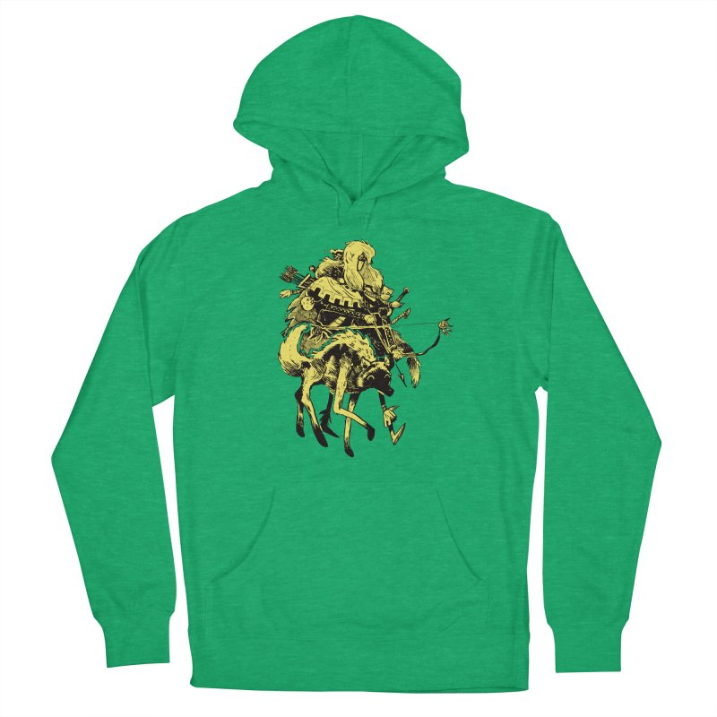 Ranger Women's French Terry Pullover Hoody by Kyle Ferrin's Artist Shop