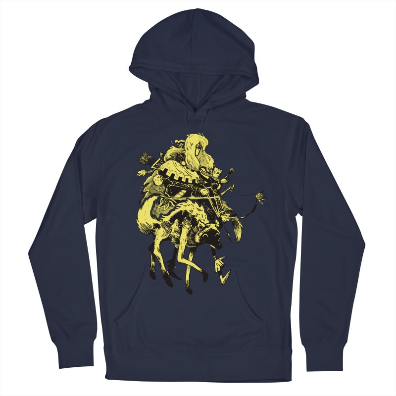 Ranger Men's French Terry Pullover Hoody by Kyle Ferrin's Artist Shop