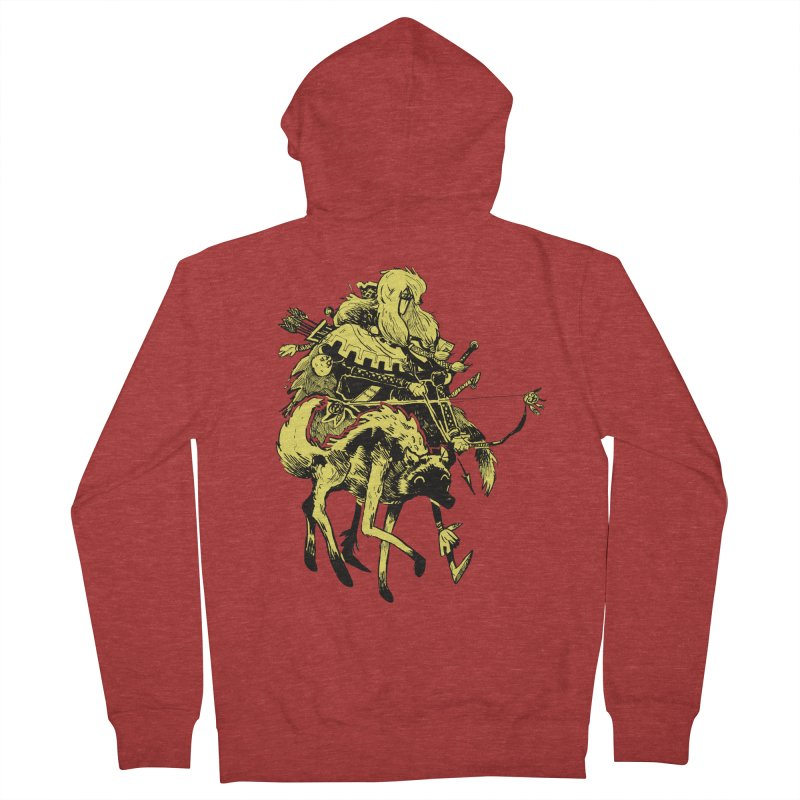 Ranger Women's Zip-Up Hoody by Kyle Ferrin's Artist Shop