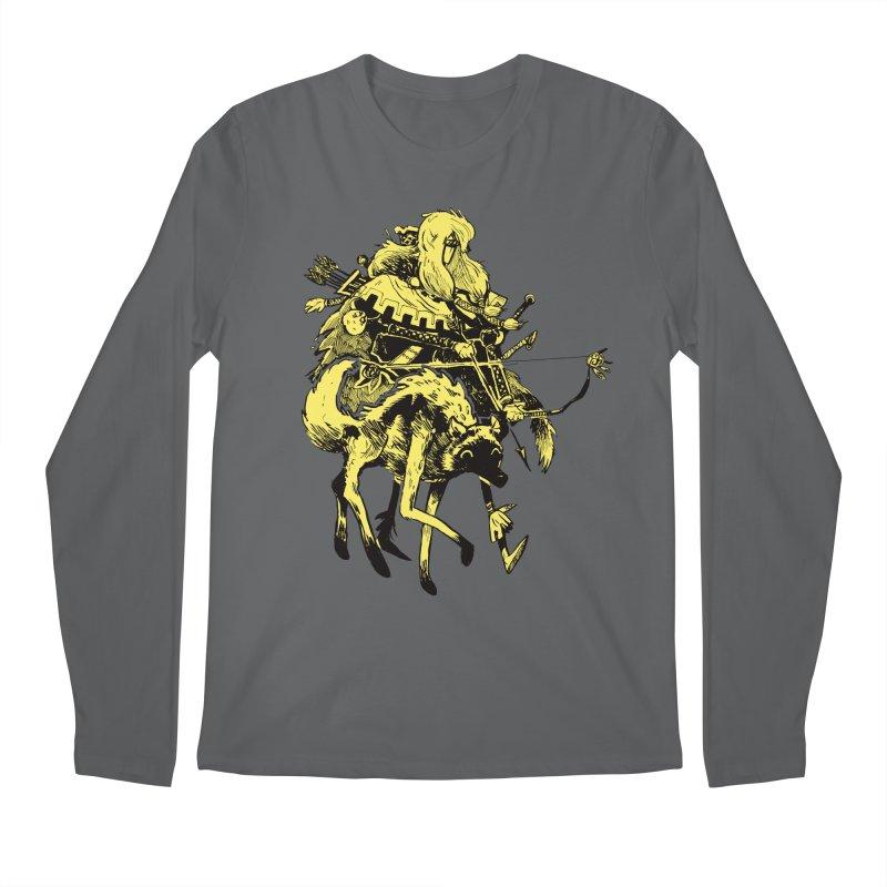 Ranger Men's Longsleeve T-Shirt by Kyle Ferrin's Artist Shop