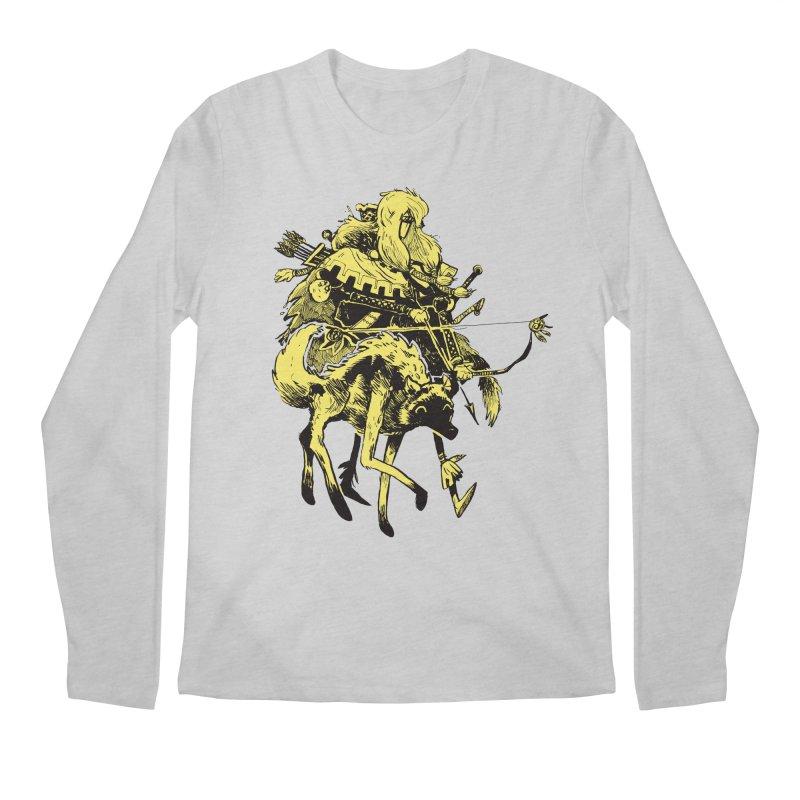 Ranger Men's Regular Longsleeve T-Shirt by Kyle Ferrin's Artist Shop
