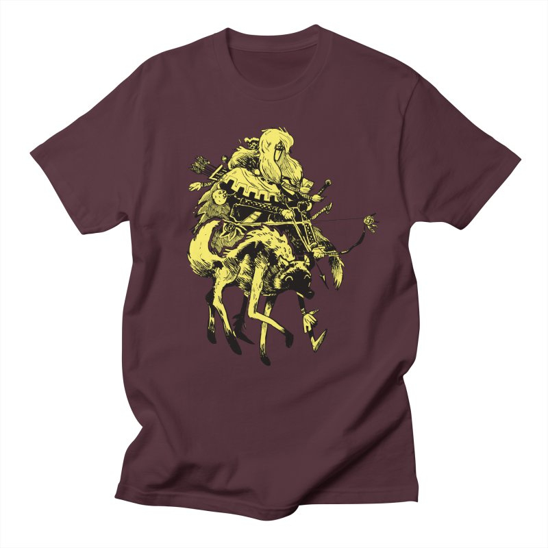 Ranger Men's T-shirt by Kyle Ferrin's Artist Shop