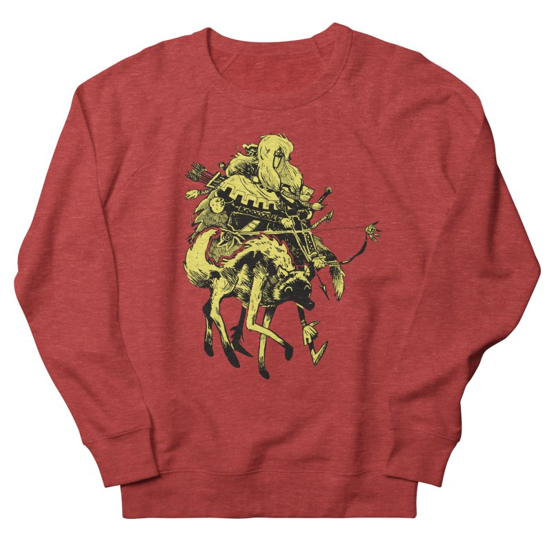 Ranger Women's French Terry Sweatshirt by Kyle Ferrin's Artist Shop