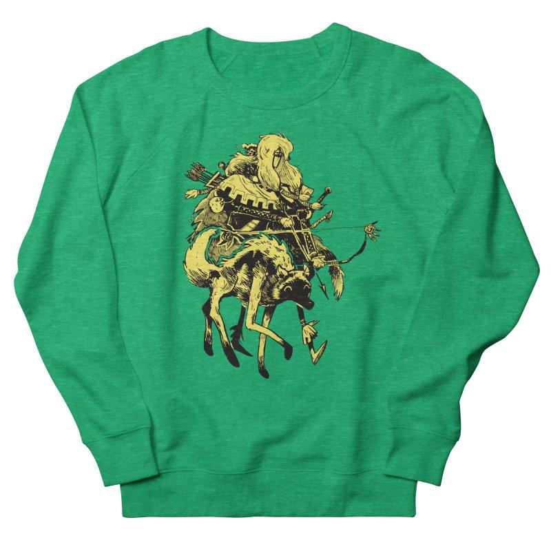 Ranger Men's French Terry Sweatshirt by Kyle Ferrin's Artist Shop