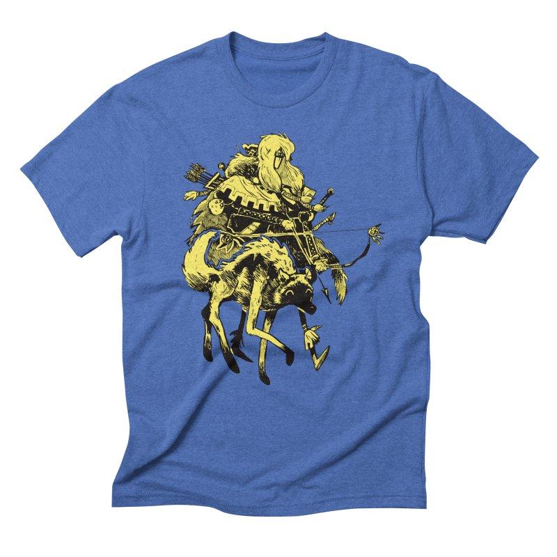 Ranger Men's Triblend T-Shirt by Kyle Ferrin's Artist Shop