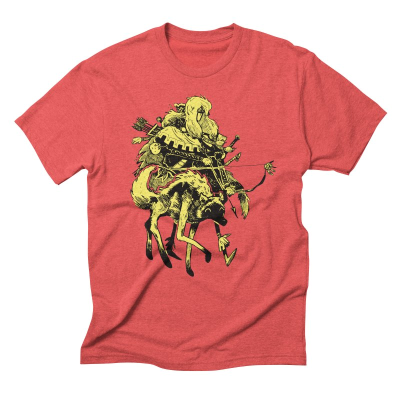 Ranger Men's Triblend T-Shirt by Kyle Ferrin's Artist Shop