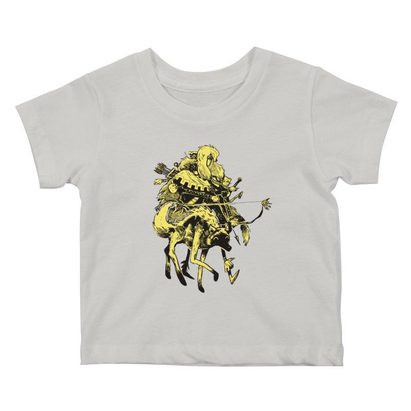 Ranger Kids Baby T-Shirt by Kyle Ferrin's Artist Shop