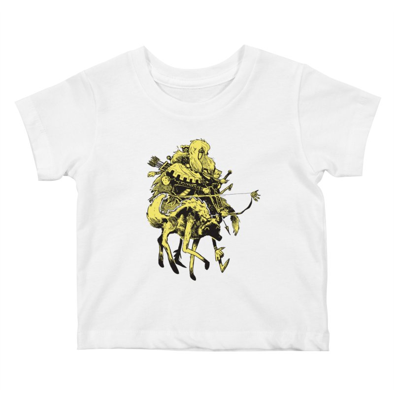 Ranger Kids Baby T-Shirt by Kyle Ferrin's Artist Shop