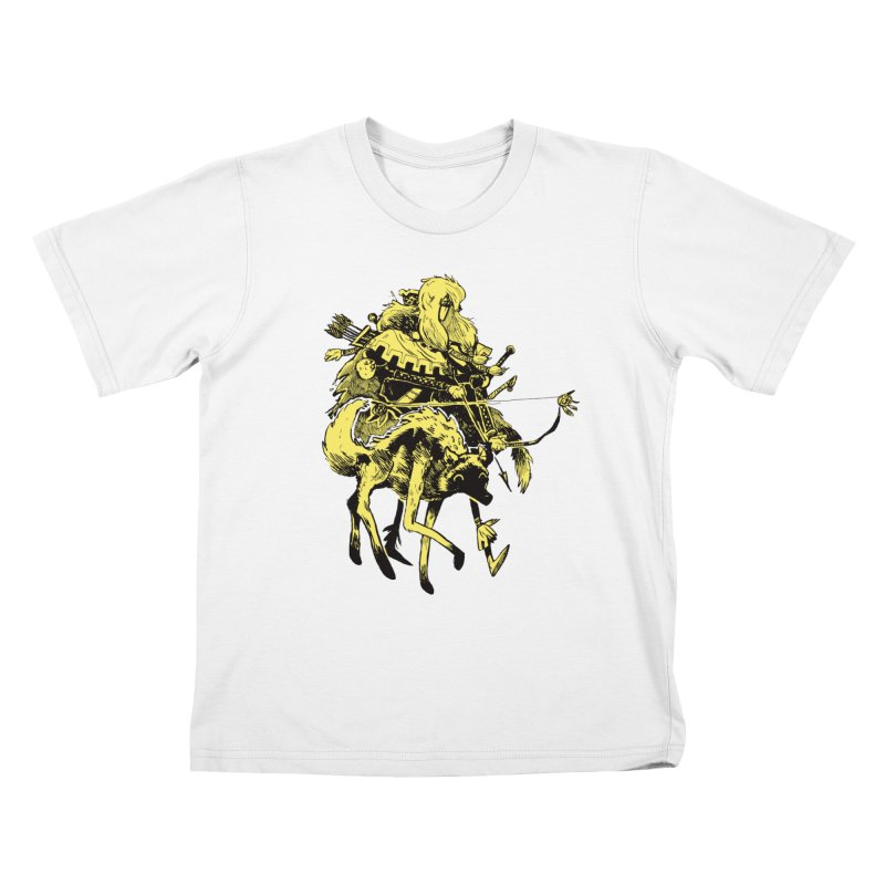 Ranger Kids T-shirt by Kyle Ferrin's Artist Shop