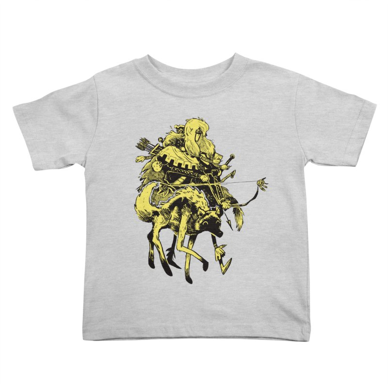 Ranger Kids Toddler T-Shirt by Kyle Ferrin's Artist Shop